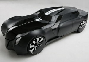 Car-Future-Concept-Black-Color-Griffin